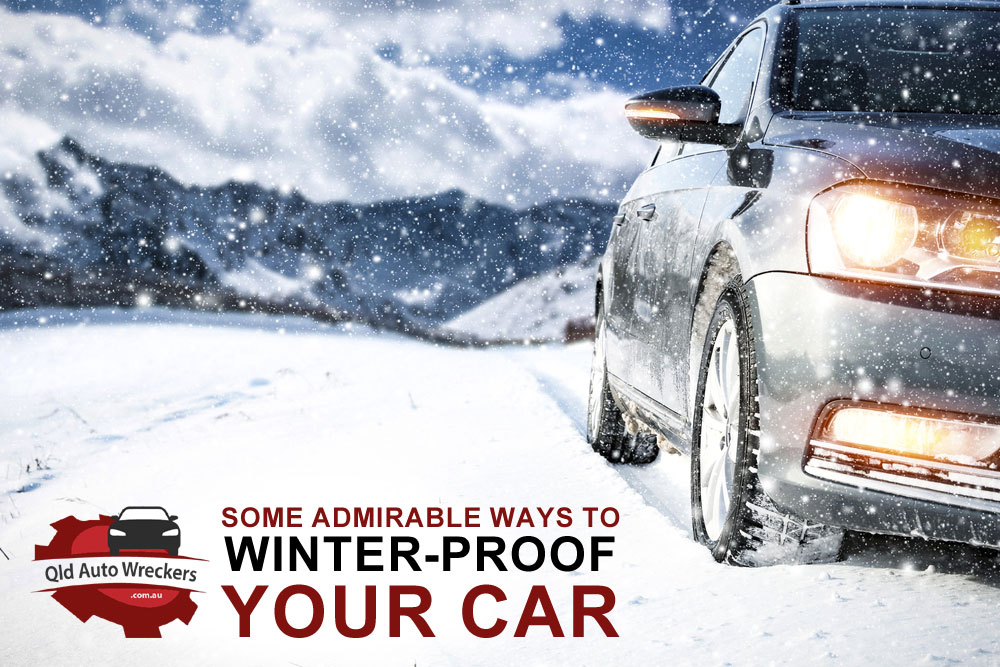 Some admirable ways to winter-proof your car