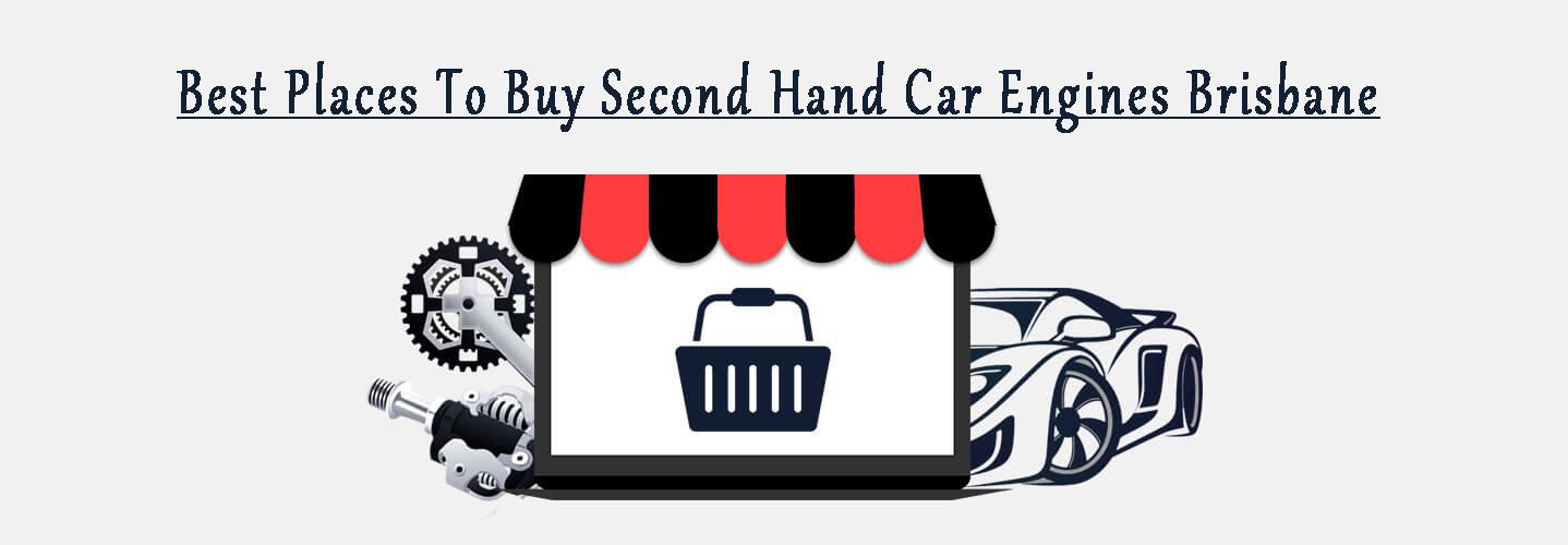 buy second hand car engines brisbane