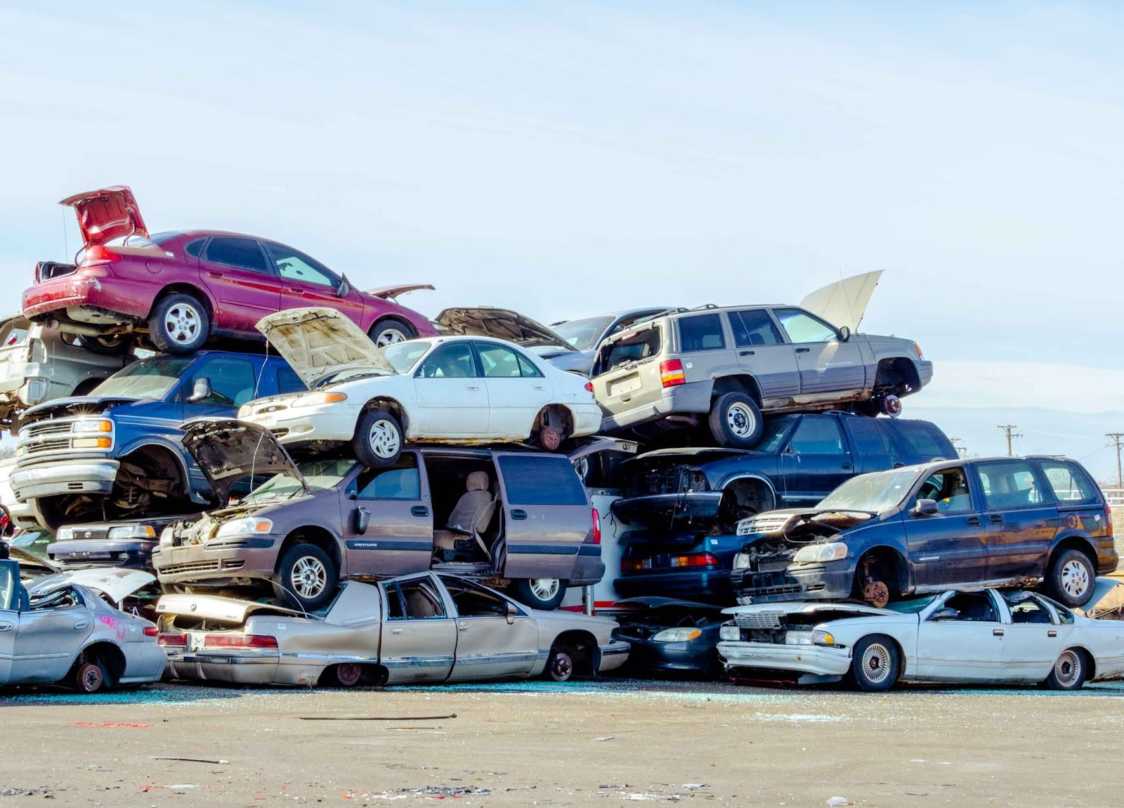 sell your car to wrecker